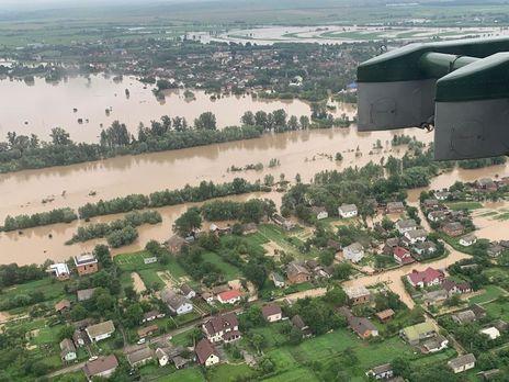 На заході України триває повінь