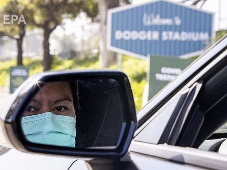 В США максимальное с апреля число новых случаев коронавируса. Власти трех штатов усиливают карантин