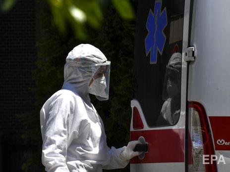 В Донецкой области коронавирус обнаружили у восьмимесячного ребенка