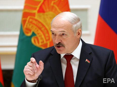 Лукашенко поведал , что произошло  сводой вМинске