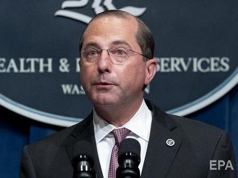 """Вспышка коронавируса в США. Министр здравоохранения предупредил о """"закрывающемся окне"""" возможностей"""