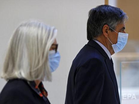 Прежнего  премьера  Франции приговорили кдвум годам тюрьмы