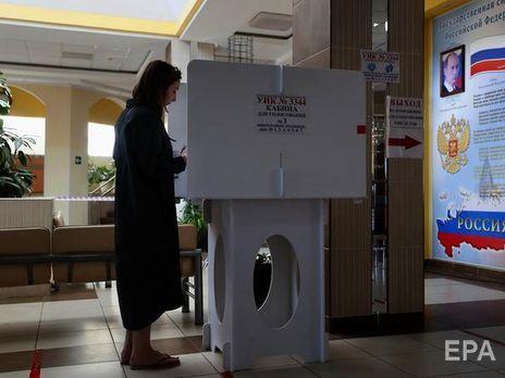 25 июня в России началось досрочное голосование по поправкам в конституцию РФ