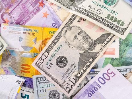 Курс валют изменился незначительно