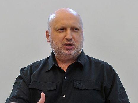 Турчинов: Україні потрібне мирне перезавантаження влади