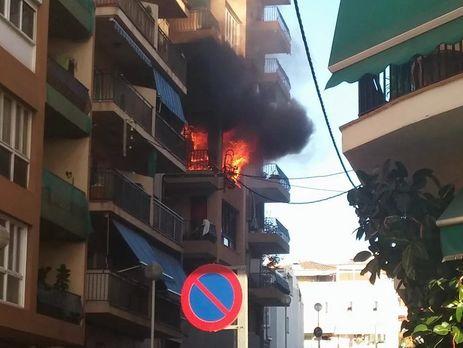 ВИспании произошел взрыв вомногоэтажке, необошлось без жертв