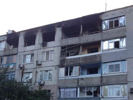 ВПавлограде прогремел мощнейший взрыв впятиэтажке