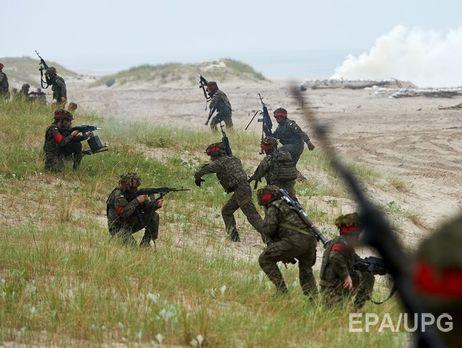 НАТО разместит новую группу «сил сдерживания» вПрибалтике вмае 2017 года