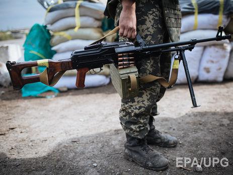 НаХарьковщине нетрезвый дезертир расстрелял изАК