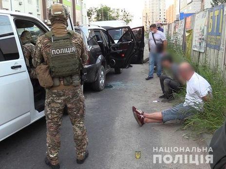 Подозреваемые были задержаны сразу после очередного ограбления