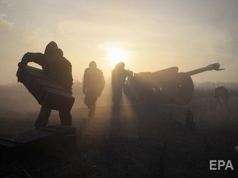 В штабе ООС предупредили об огневом ответе на действия боевиков
