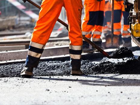 Выделенные средства пойдут на ремонт 1459 км дорог в Украине