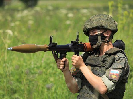 По данным Голопатюка, Россия держит возле границ Украины около 87 тыс. военных