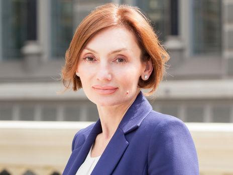 Рожкова с 2015 года работает в НБУ