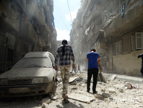 Бойцы Асада сообщили, что небудут соблюдать перемирие