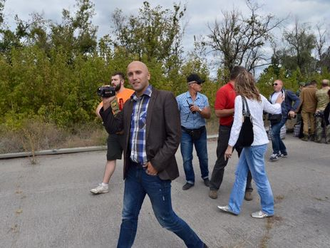 СБУ продлит запрет на заезд репортёра Грэма Филлипса натерриторию Украины