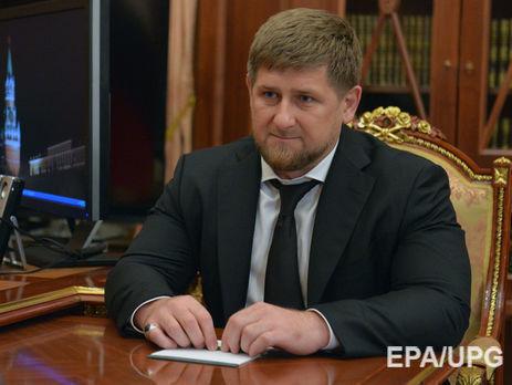 Навыборах руководителя Чечни выигрывает Рамзан Кадыров. Занего проголосовали 97%