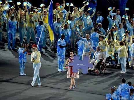 Украинские паралимпийцы установили 109 рекордов вРио