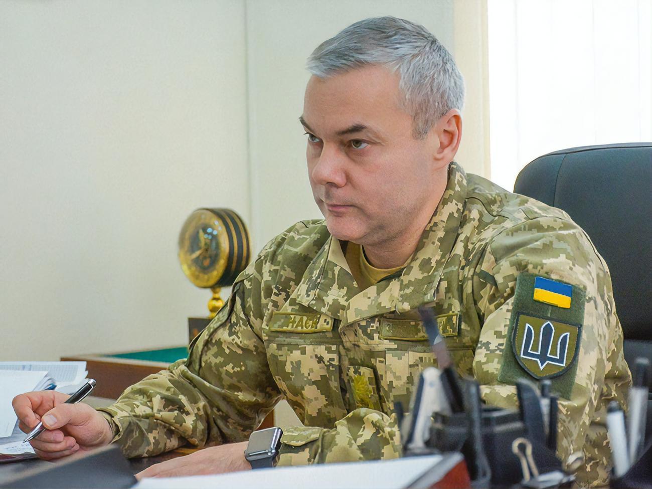Наев заявил, что командующий ВМС Украины Неижпапа преувеличивает, говоря о возможном наступлении России со стороны Крыма
