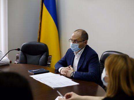 За сутки в Украине коронавирус выявили у 19 детей и 16 медработников