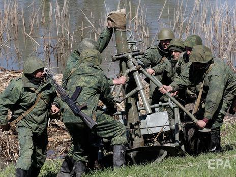 Обстріли на Донбасі не припиняються