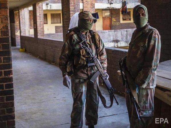 У ПАР відбулося захоплення заручників, загинуло п'ять осіб