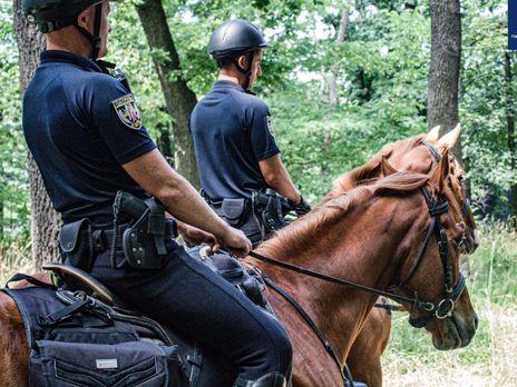 После снятия карантинных ограничений в парках Киева стало больше людей