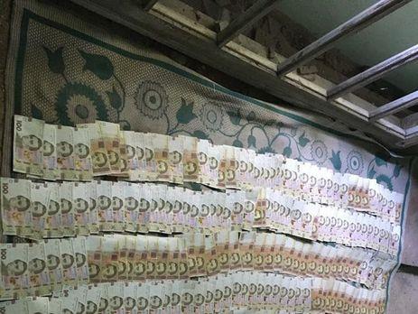 Геращенко утверждает, что деньги нашли в ходе обысков