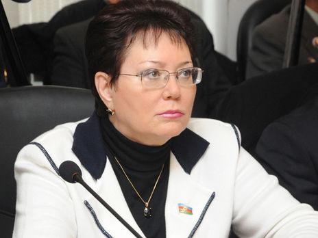 """Ахундова зазначила, що позиція Києва """"виразна"""""""