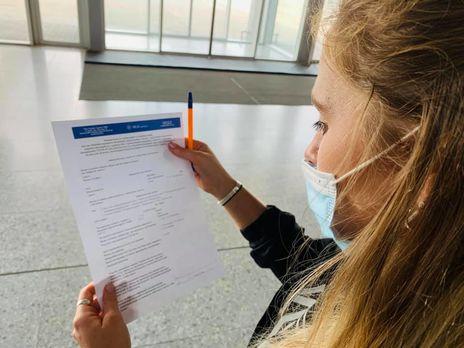 23 пассажира рейса Лондон Львов сегодня изъявили желание пройти ПЦР-тесты