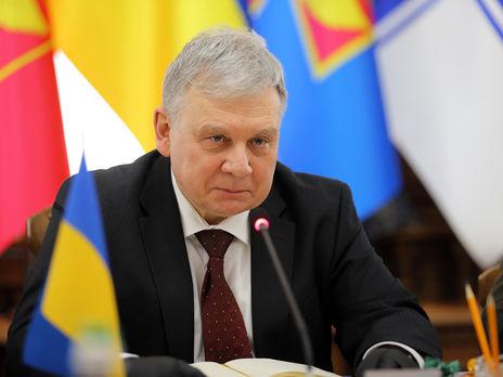 Таран заявил, что украинские военные учения станут ассиметричным ответом на российские