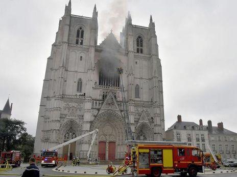 Орган у соборі Святих Петра і Павла встановили 1621 року, за цей час його п'ять разів реставрували
