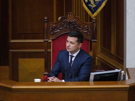 Зеленский представил нового главу Нацбанка Украины