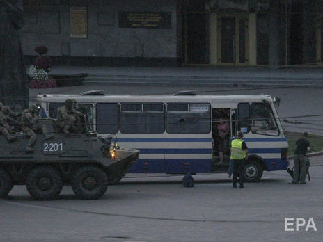 Кривош утримував заручників у центрі Луцька майже 13 годин