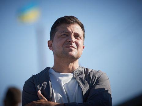 Зеленский подчеркнул, что Украина выполняет свою часть обязательств в рамках Минских договоренностей
