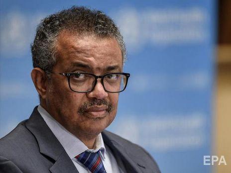 Глава ВОЗ назвал причину вспышки коронавируса во многих странах