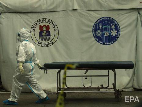 Щодня від коронавірусу вмирає майже 6 тис. осіб