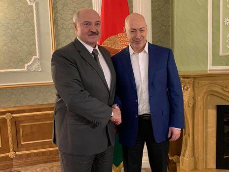 Интервью Гордона с Лукашенко. Где и когда смотреть / ГОРДОН