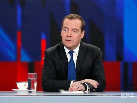 """Медведев предостерег Беларусь от """"печальных последствий"""""""