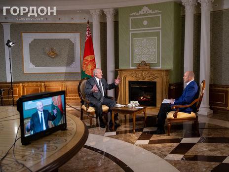 Лукашенко: Донбасс пятое колесо в телеге России, он ей абсолютно не нужен
