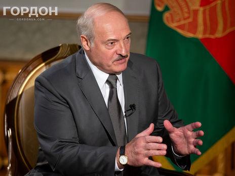 Лукашенко: Якби навіть я погодився на об'єднання на найвигідніших умовах для Білорусі, у Білорусі цього вже не сприймуть. Народ перезрів