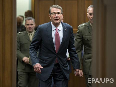 Министр обороны США поведал, отчего зависит предоставление Украине смертельного оружия