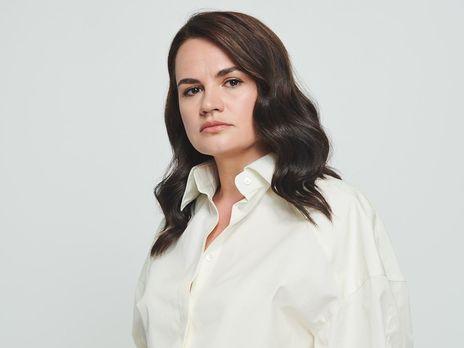 Тихановська: Я не хочу крові й насильства