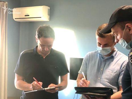 Михаил Ткач сообщил, что обнаружил признаки прослушки в своей квартире 8 августа