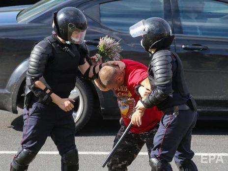 В Беларуси с 9 августа продолжаются массовые акции протеста в связи со спорными результатами выборов президента страны