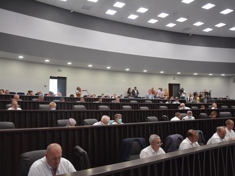 Тернопольский облсовет просит другие органы местного самоуправления поддержать запрет