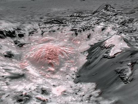 Яркие области на Церере оказались соленой ледяной коркой