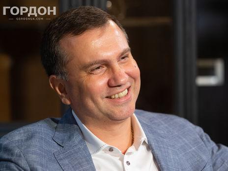 """Вовк назвав """"дуже гарною новиною"""" інформацію про те, що Венедіктова підписала клопотання про його усунення"""