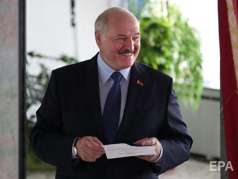 Лукашенко обговорить протести з Путіним