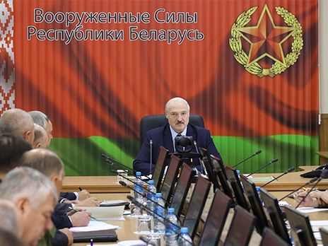 Лукашенко: Не видеть этого, спокойно за этим наблюдать мы, естественно, не можем